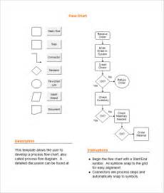 process flow template process flow chart template 9 free word excel pdf