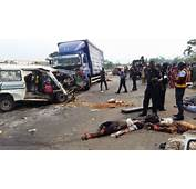 Fatal Auto Crash At Lagos Ibadan Highway On Sunday With Shocking Death