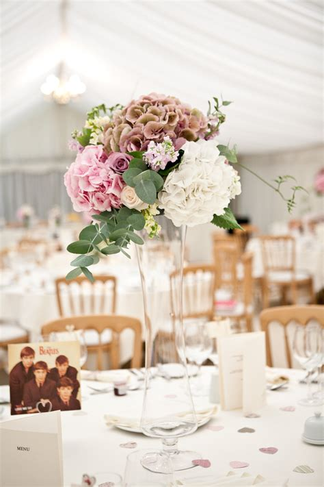 Vase Arrangements Wedding by Wedding Tables Vases Arrangements 8 Belsflowers