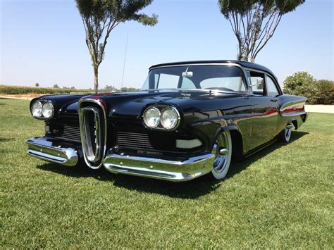 edsel ranger  door mild kustom sell  trade