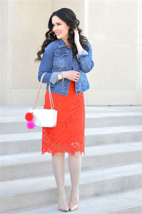 How To Dress On A by Lace Dress How To Wear All Year The