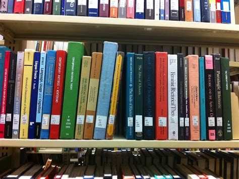 how to shelve library books file language and rhetorics books on library shelf jpg