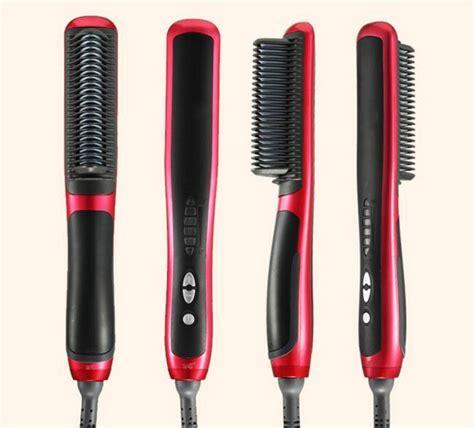 New Fast Hair Straightener Asl 908 asl 908 fast brush hair straightener comb professional straightening irons cepillo alisador de