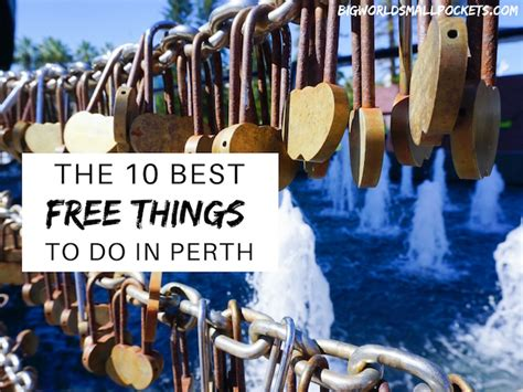 top 10 bars in perth the 10 best free things to do in perth big world small