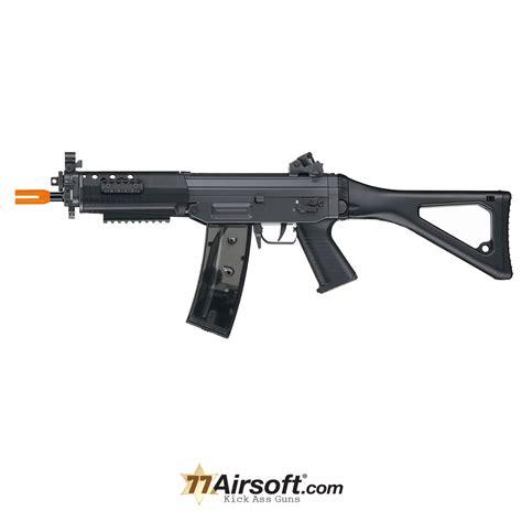 Airsoft Gun Metal Ics Metal Sig 552 Auto Electric Bb Gun Metal Airsoft