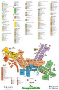 florida mall stores map 17 best images about shopping malls on