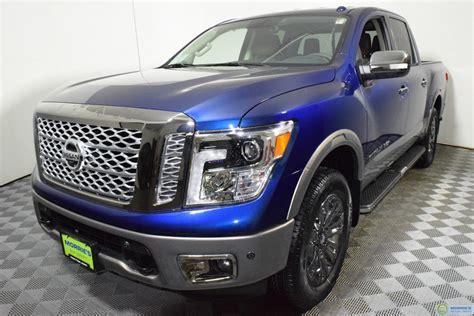 nissan platinum truck 2018 nissan titan 4x4 crew cab platinum reserve truck