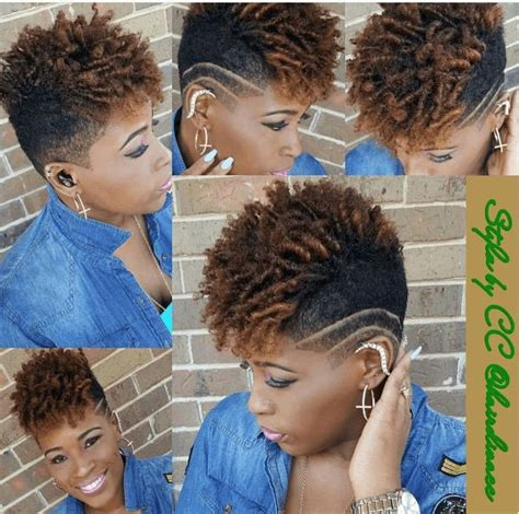 twists on twa with tapered sides 210 best natural hair styles twa images on pinterest