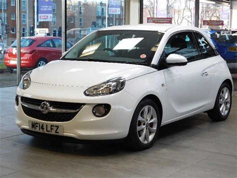 used vauxhall adam 1 4i jam 3dr hatchback for sale what