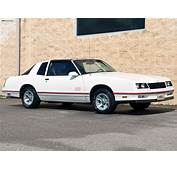 Images Of Chevrolet Monte Carlo SS Aerocoupe 1987 1600x1200