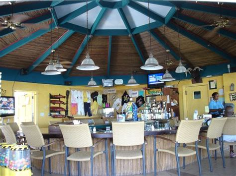 Tiki Hut Providenciales Menu Really Cool Tiki Hut Bar Area Picture Of Tiki Hut Island