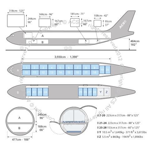number of seats on a charter airbus a300 a600f freighter diagram acs http www