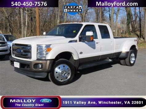Ford Garage Winchester by Truck For Sale In Winchester Virginia