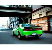 Dodge Challenger Hellcat Wallpaper 2015