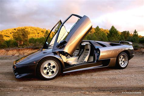 lamborghini diablo svt best photos and information of