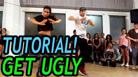 tutorial dance jason derulo get ugly jason derulo dance tutorial mattsteffanina