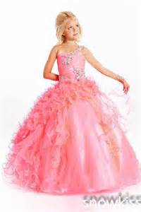new pink one shoulder pleated juniors prom dress beautiful