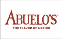 Abuelos Gift Card - buy abuelos gift cards raise