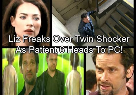 how much does rebecca herbst weigh general hospital spoilers franco comes clean to liz with
