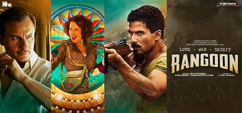 indian movies now running in new jersey bollywood rangoon review bollywood movie rangoon review