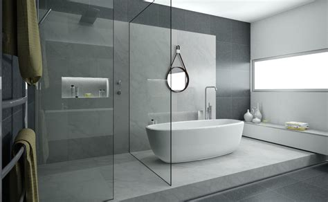 Modern Bathrooms Australia Minosa A Real Showstopper Modern Bathroom