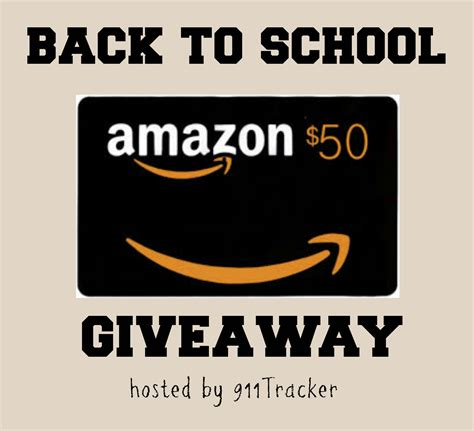 Are Amazon Gift Cards Safe - back to school 50 amazon card giveaway