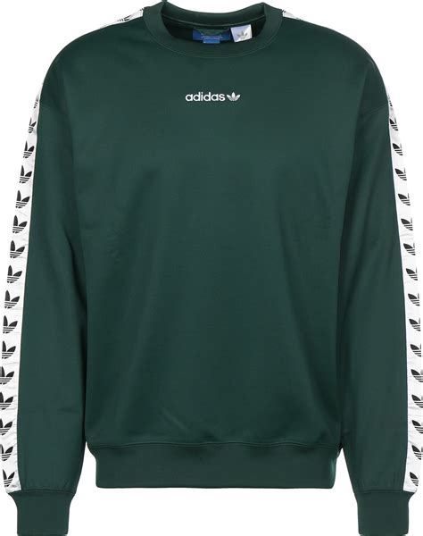 Sweater Adidas 3 Colors adidas tnt crew adicolor classics sweater green