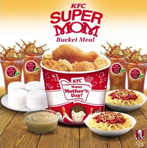 Kfc S Day Special Mothers Day Promo Archives Proud Kuripot