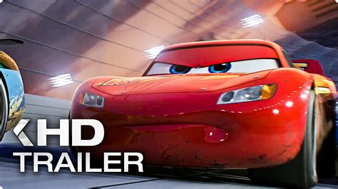 cars 3 film kinostart cars 3 evolution trailer german deutsch 2017 youtube