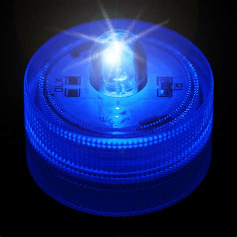 Blue Submersible Led Light Led Lights Waterproof