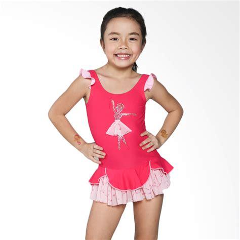 Baju Renang Anak Perempuan jual summer starfish ballerina lc 354 a frangipani