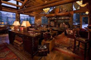 Log Home Decor Log Home Decor Love Log House Pinterest Rustic