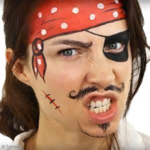 tuto maquillage facile pirate id 233 es conseils et tuto