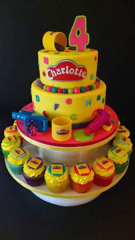 Doh Cake Decor 143 best images about play doh ideas on birthday invitations birthday