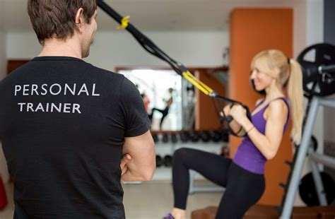 Personal Trainer Offering Classes To Get Fit With Your Wii by Qualifications You Need To Become A Personal Trainer Edu