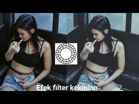 tutorial edit foto menggunakan vsco edit foto efek filter kekinian menggunakan vsco di android