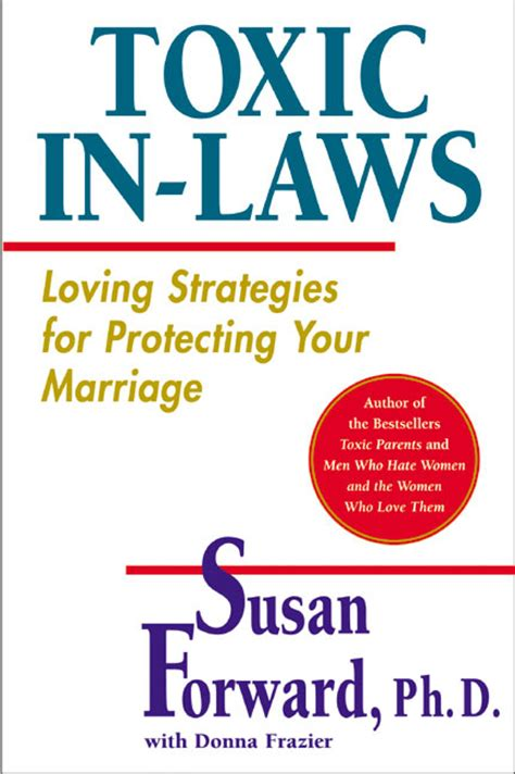 in laws toxic in laws susan forward paperback
