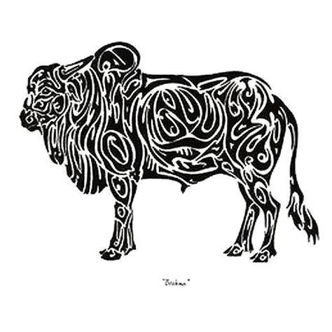 brahma bull tattoo designs brahma bull design
