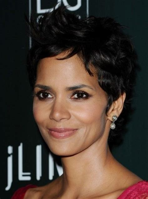 halle berry hairstyles for women over 50 50 awesome pixie haircuts
