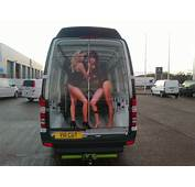 Our New Van Wrap  Opinions Please Page 2 Mitsubishi