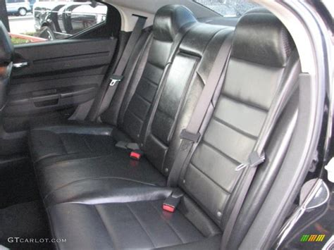 2006 Charger Interior Dark Slate Gray Interior 2008 Dodge Charger Police Package