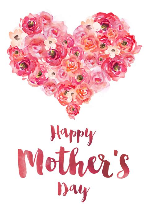 9 easy mothers day cards to make in school teach junkie