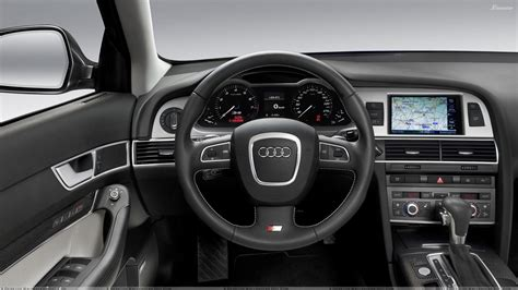 dashboard car 580ps audi rs 6 car dashboard wallpaper