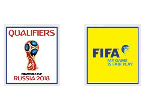 official fifa world cup 2018 qualifiers patches
