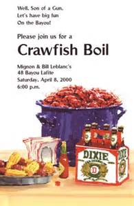 Crawfish boil invitation group picture image by tag