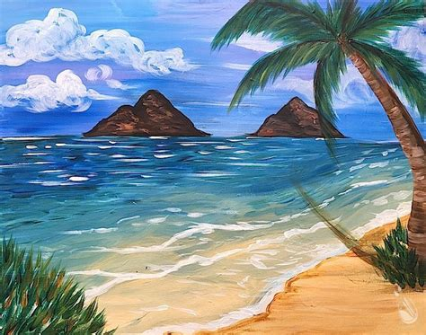 paint with a twist hawaii sold out lanikai 18 friday december 23 2016