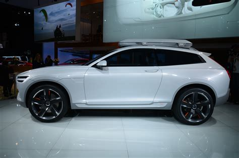 volvo coupe volvo concept xc coupe side photo 33