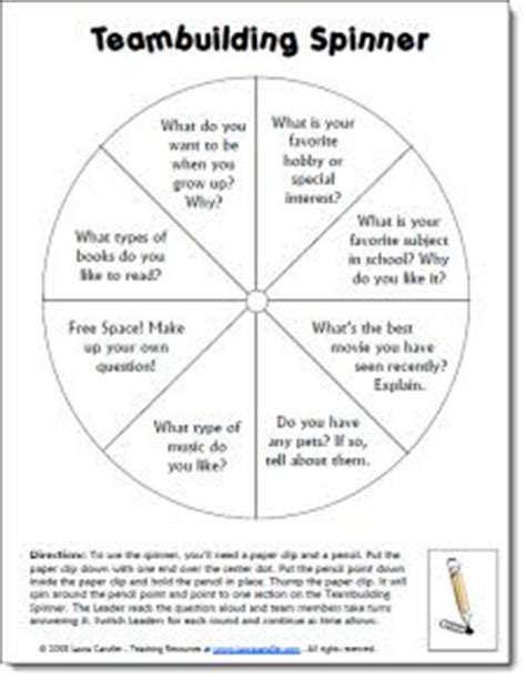 Team Building Worksheets For Adults by Breakers The Beginning And Icebreaker Activities On