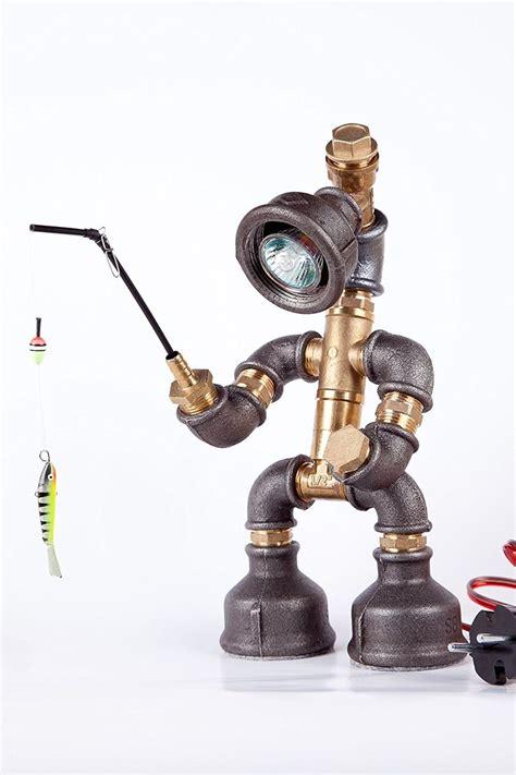 epingle sur lampes robot