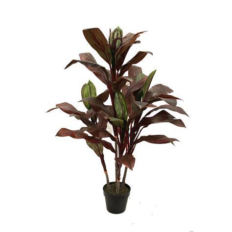 Artificial Plants Home Decor by Artificial Dracena Plant 110cm With 50 Leaves